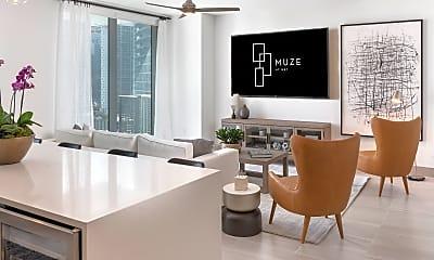 Muze at Met Square Apartments, 1