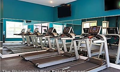 Fitness Weight Room, 3925 Haverford Avenue, 2