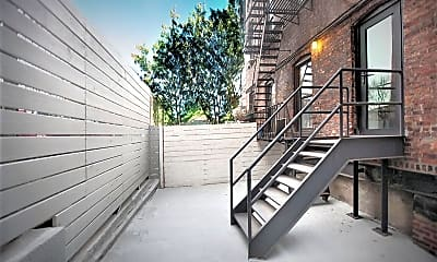 Patio / Deck, 156 Sullivan St 1, 0