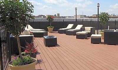 Patio / Deck, 1301 15th St NW, 0