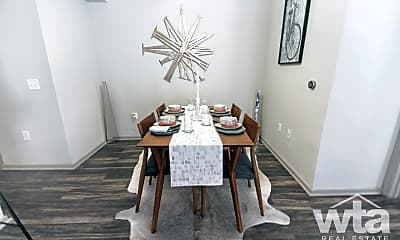 Dining Room, 10101 West Parmer Ln, 1