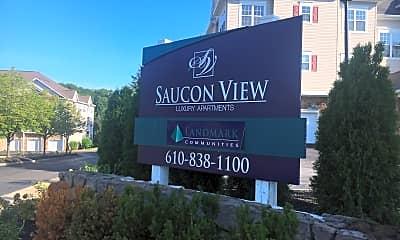 Saucon View, 1