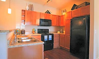Kitchen, 1201 at Covell Village, 1