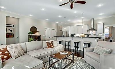 Living Room, 104 W Spring St, 0