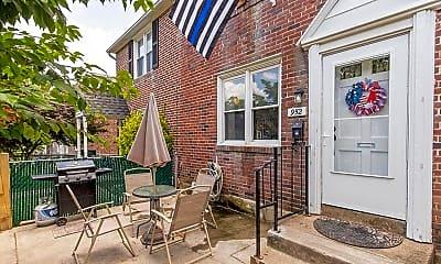 Patio / Deck, 952 Fairfax Rd, 0