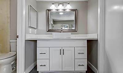 Bathroom, 12303 Silo Ln, 2