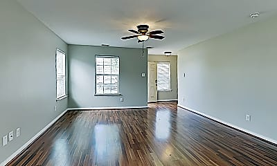 Living Room, 7031 Rosebud Hollow Ln, 1
