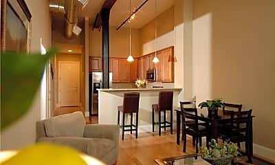 Dining Room, 12 Eagle St 407, 0