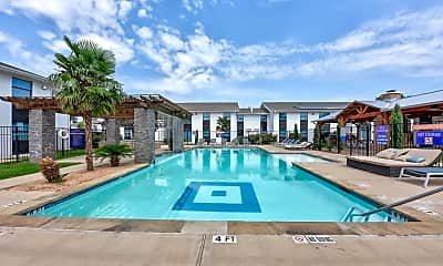 Pool, Enclave at the Stadium, 0