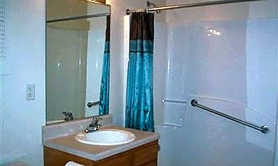 Bathroom, Jamestown Commons, 2