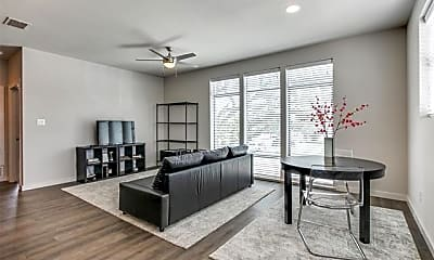 Living Room, 906 W Cannon St 212, 1
