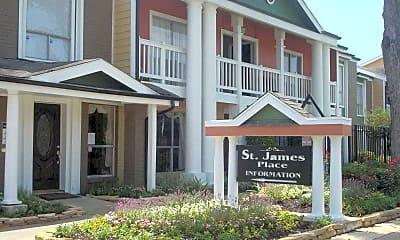 St. James Place, 1