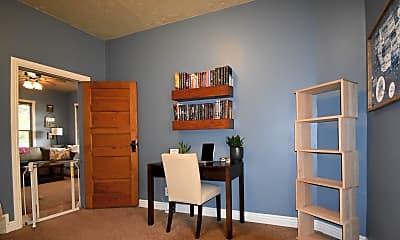 Bedroom, 337 W 200 S, 2