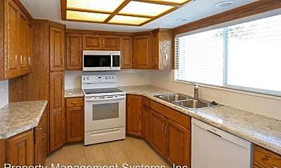 Kitchen, 730 E 3 Fountains Cir, 1