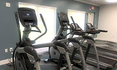 Fitness Weight Room, 2210 N Australian Ave, 2