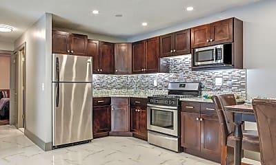 Kitchen, 608 Allen Street, 1