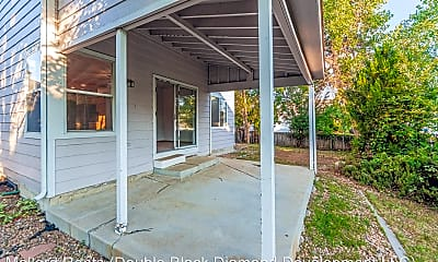 Patio / Deck, 2241 S Walden St, 2