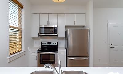 Kitchen, 495 W Prairie St, 1