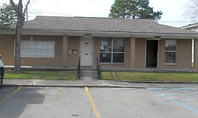 Building, Galvez Manor Apartments, 1