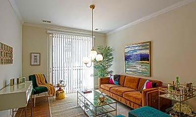 Living Room, Majestic at Spectrum Luxury Apartments, 1