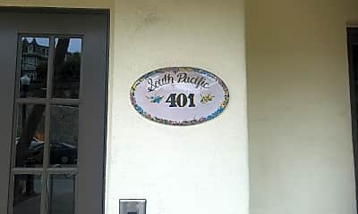 SOUTH PACIFIC APARTMENTS, 1