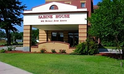 Sabine House, 2