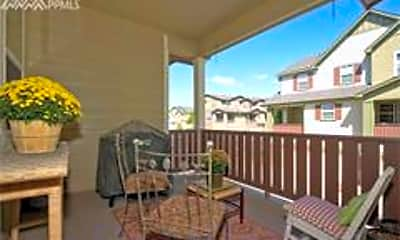 Patio / Deck, 10630 Ouray Creek Point, 2