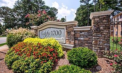 Community Signage, Estates 1700, 0