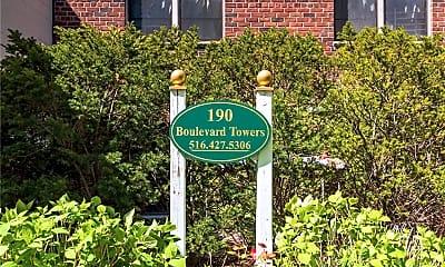 Community Signage, 190 1st St, 0