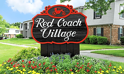 Red Coach Village Apartments, 1