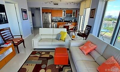 Living Room, 3451 NE 1st Ave M0902, 0