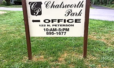 Chatsworth Park, 1