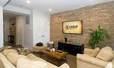 Living Room, 2020 N Spaulding Ave, 0