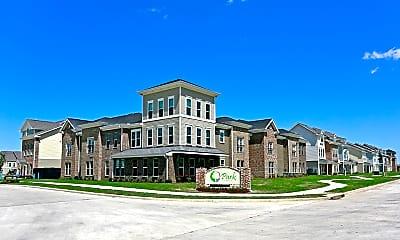 Building, Park Central Apartments, 0