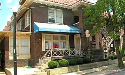 Building, 10 E 17th Ave, 1