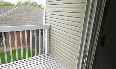 Patio / Deck, 1704 E 24th Ave, 2