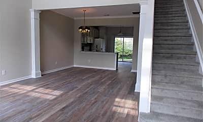 Living Room, 208 Whitney Oaks Ln, 1