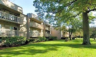 Building, Twin Oaks Village, 1