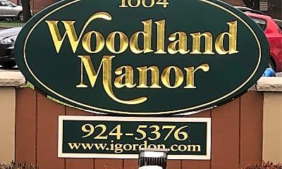 Woodland Manor Apartments, 1