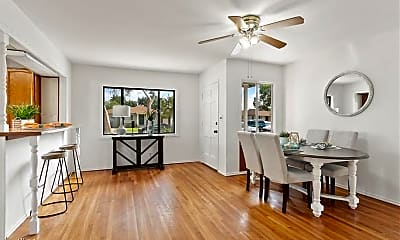Dining Room, 3517 W Ash Ave, 1