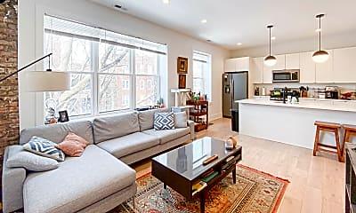 Living Room, 1656 W Summerdale Ave, 1