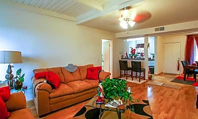 Living Room, Casa Vista Apartment Homes, 1