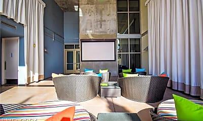 Living Room, 353 E Bonneville Ave 1103, 2
