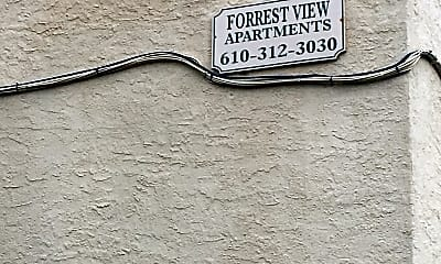 Forrest View Apartments, 1