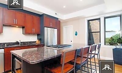 Kitchen, 2021 Commonwealth Avenue, 2