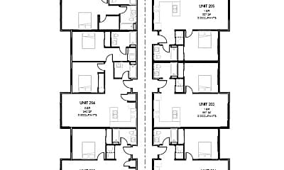 Living Room, 909 Eastside St SE, 2