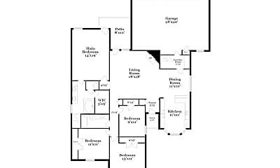 Building, 8611 Garden Way Dr, 2