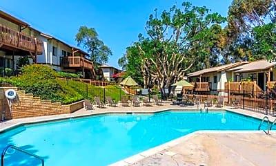 Pool, 6354 Rancho Mission Rd 515, 0