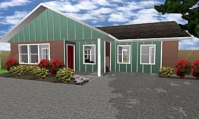 Building, 500 Olive St, 0