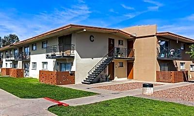 Building, Mountain Vista Apartments, 0